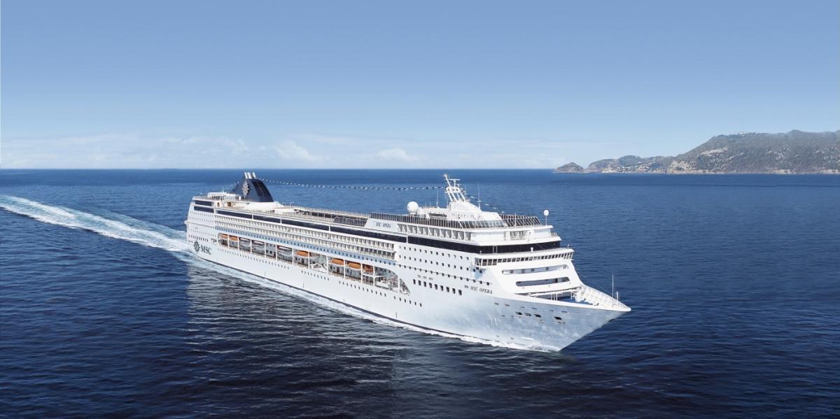MSC Una vacanza da Sogno nel Mediterraneo Orientale